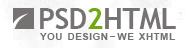PSD2HTML – Communication Matters